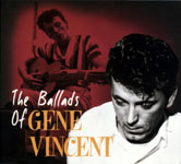 Ballads Of Gene Vincent CD cover