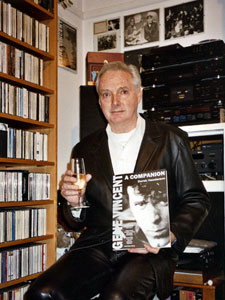 Derek Henderson publication day 2005
