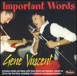 Important Words CD cover