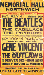 July 1963 poster