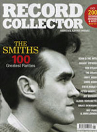 Record Collector cover